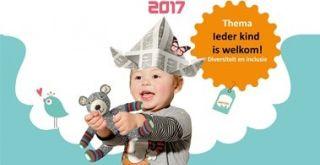 Start week van het jonge kind 10 april