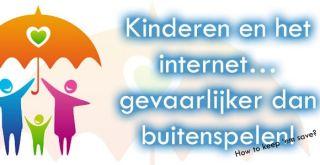 kinderen op het internet