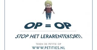 Op=op! In actie tegen het lerarentekort